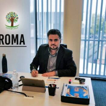Raffaele D'Agosta, manager di GrowUp Roma