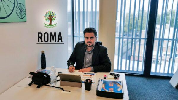Raffaele D'Agosta, manager di GrowUp Roma