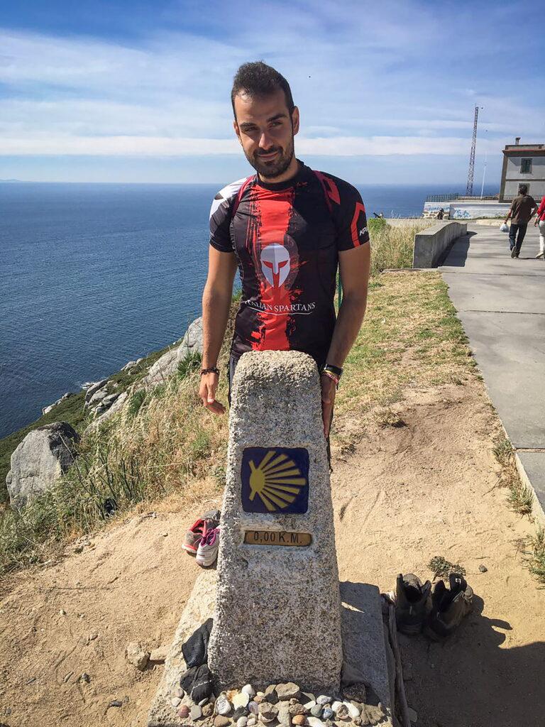 Marco Desiato durante il cammino di Santiago: Storia di convivenza con la SM | GrowUp Group