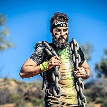 Marco Desiato alle Spartan Race: Storia di convivenza con la SM | GrowUp Group